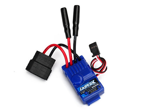 TRA3045R Traxxas LaTrax Waterproof Electronic Speed Control with iD connector