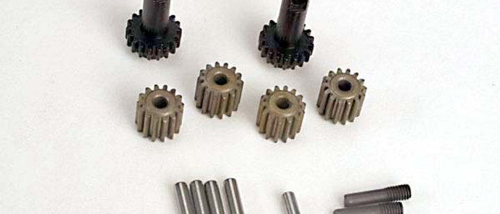 TRA2382 Traxxas Planet Gears & Shafts