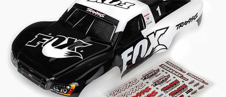 TRA6849 Traxxas Slash Fox Edition (Painted) Body