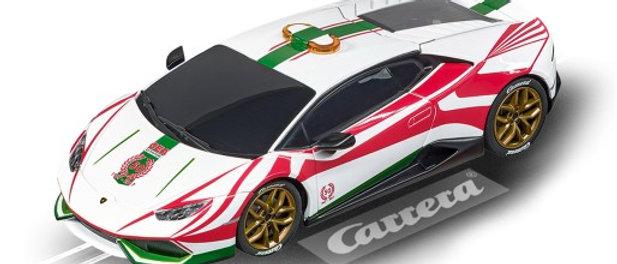 "Carrera 30876 Lamborghini Huracán LP 610-4 ""CEA Safety Car"", Digital 132 w/Light"