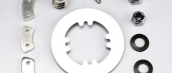 TRA5352R  Rebuild kit (heavy duty), slipper clutch (steel disc/ aluminum frictio