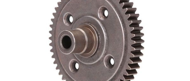 TRA3956X Traxxas Spur gear, steel 54-tooth (0.8 metric pitch with 32-pitch)  dif