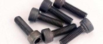 TRA2587 Traxxas 3x10mm Cap Head Machine Screws (6)