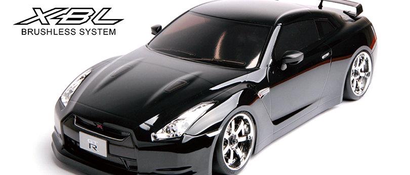 MST 533702 RMX 2.0 RTR Nissan R-35 GT-R noir Brushless
