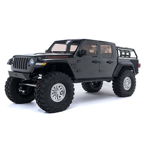 AXI03006T1 1/10 SCX10 III Jeep JT Gladiator Rock Crawler with Portals RTR