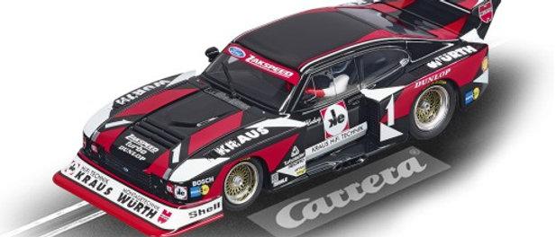 """30816 Carrera DIGITAL 132 Ford Capri Zakspeed Turbo """"Würth-Kraus-Zakspeed, No.01"""