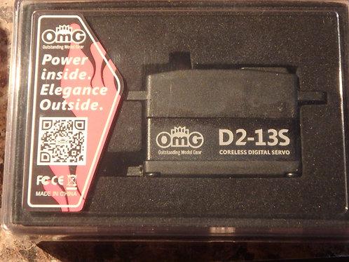 OMG Drift Servo D2-13S (noir/black)