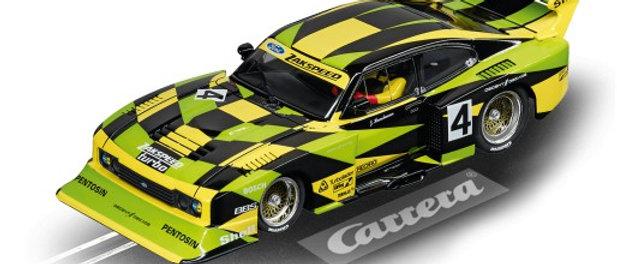 "30832 Carrera DIGITAL 132  Ford Capri Zakspeed Turbo ""Jürgen Hamelmann-Team, No."
