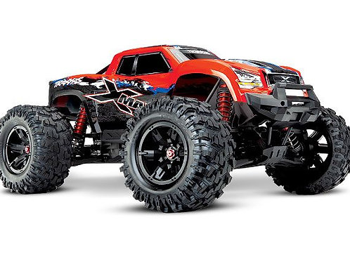 Traxxas X-Maxx 8S 4WD Brushless RTR Monster Truck (Rouge X)