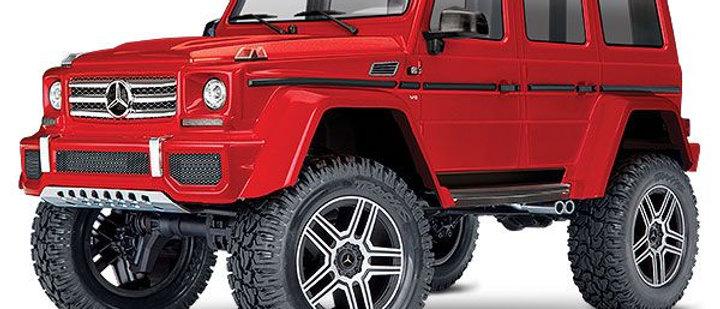 Traxxas TRX4 Mercedes G 500 4X4 1/10 Crawler, XL-5 HV, rouge