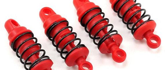 TRA7560 Traxxas LaTrax Assembled Oil-Less Shocks w/Springs (4)