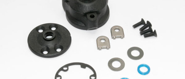 TRA6884 Traxxas Center Differential Housing