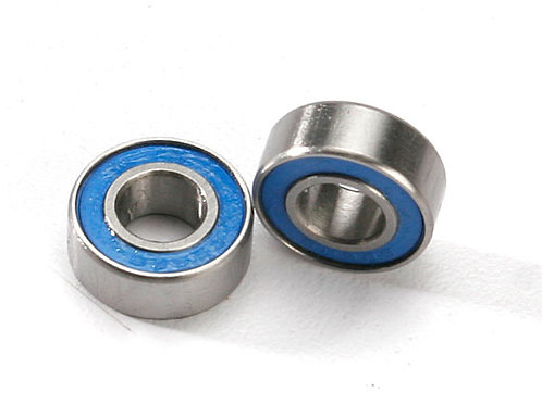 TRA5182 Traxxas Blue Rubber Sealed 20x27x4mm Ball Bearing (2)