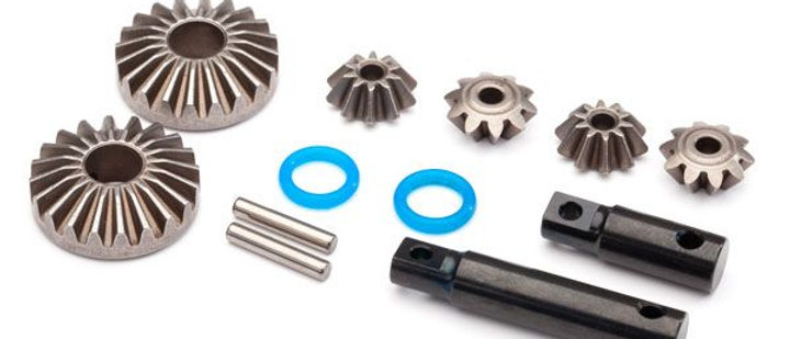 TRA8989 Traxxas Output gear, center differential, hardened steel (2)