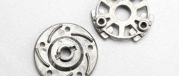 TRA5556 Slipper pressure plate & hub (aluminum alloy)