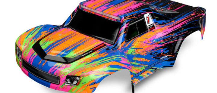 TRA7620 Traxxas Body, LaTrax Desert Prerunner, Burst (painted)/ decals