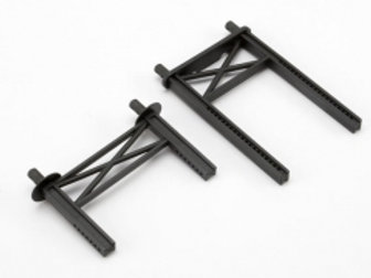 TRA5616  Body mount posts, front & rear (tall, for Summit)