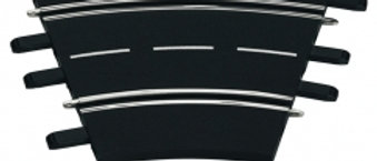 Carrera 20577 Curve 1/30°, 6 Pieces - Digital 124/132 & Analog
