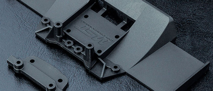 820090 MST Universal rear balancing diffuser