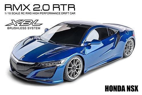 533701B RMX 2.0 RTR HONDA NSX (blue) (brushless)