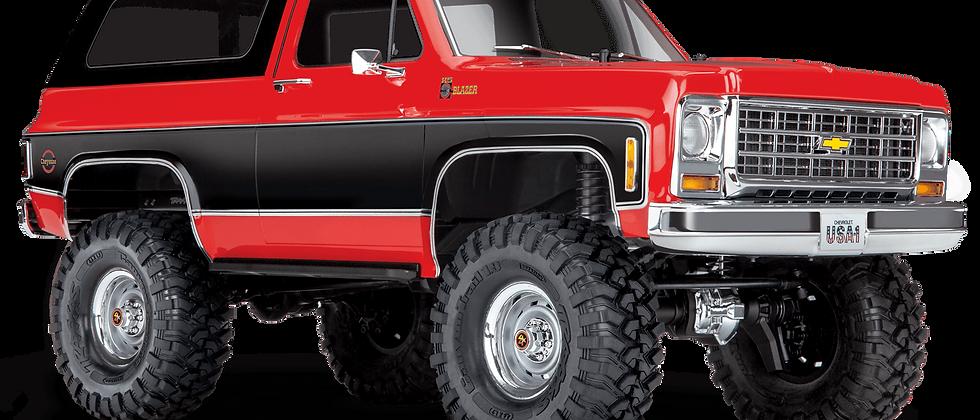 Traxxas TRX4 79 Chevy Blazer 1/10 Crawler,Rouge