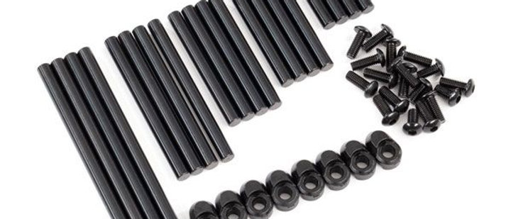 TRA8940X Traxxas Suspension pin set, complete (hardened steel8)