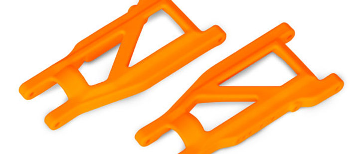 Traxxas Suspension arms, orange, front/rear (left & right) (2) (