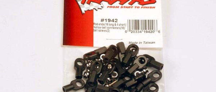 TRA1942 Traxxas Long and Short Rod and Ball Ends
