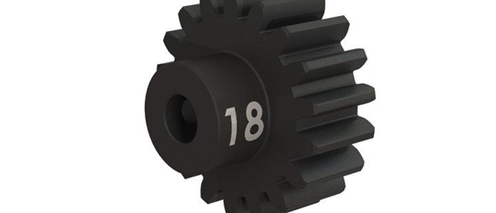 TRA3948X Traxxas 32P Hardened Steel Pinion Gear (18)