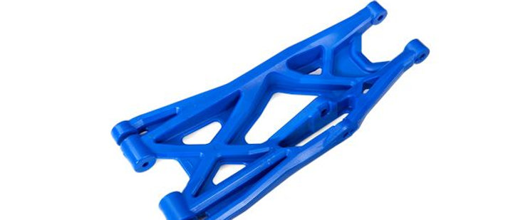 TRA7831X Traxxas Suspension arm, blue, lower (left, front or rear),