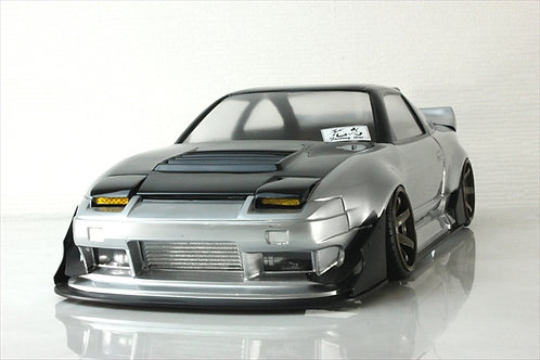 PANDORA – NISSAN 180SX WIND GOD FUJIN ORIGIN LABO BODY – (CLEAR) – #PAB-2194