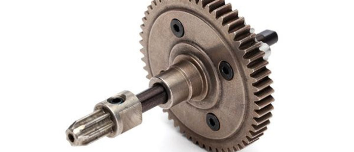 TRA6780 Traxxas Differential kit, center (complete)