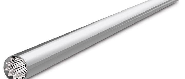 TRA7755  Traxxas X-Maxx Aluminum Center Driveshaft Assembly