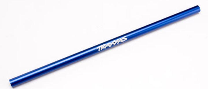 TRA6855 Traxxas Aluminum Center Driveshaft (Blue)