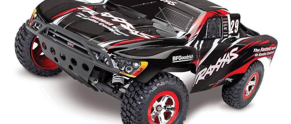 TRA5803-4 Traxxas Slash RTR 2WD XL-5 noir 50KM