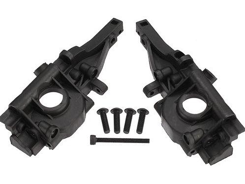 TRA7029X Traxxas Rear Bulkhead w/Hardware (Left & Right Halves)
