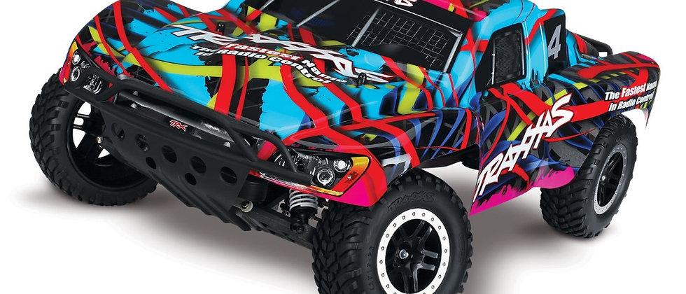 TRA5803-4 HWN Traxxas Slash RTR 2WD XL-5 noir 50KM