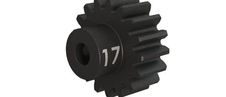 tra3947X Traxxas 32P Hardened Steel Pinion Gear (17)