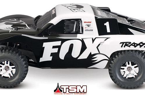 Traxxas Slash 4X4 Brushless 1/10 4WD RTR Short Course Truck Fox - No Batt