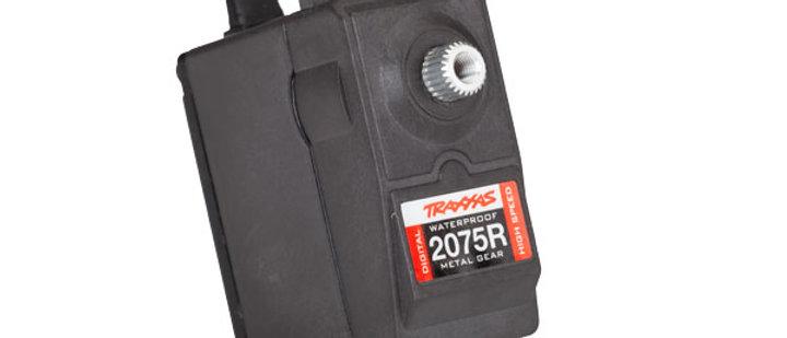 TRA2075R Traxxas Servo, Digital High-Speed Metal Gear (Ball Bearing), Waterproof
