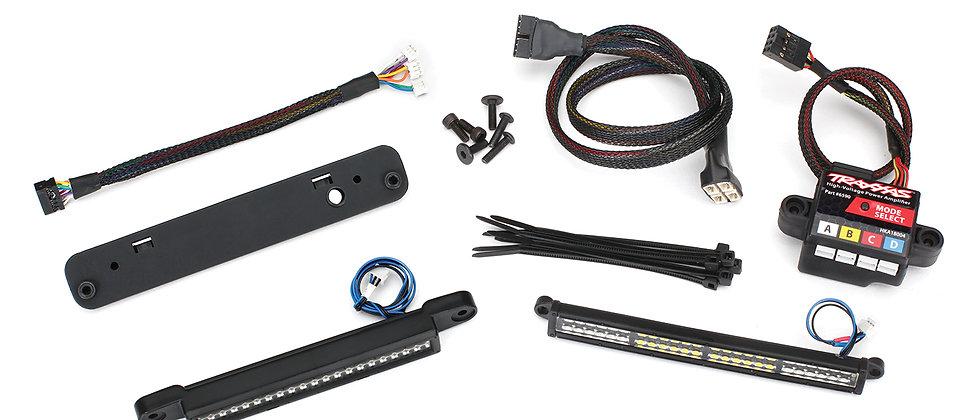 Traxxas X-Maxx High-Output LED Light Kit (includes headlights,