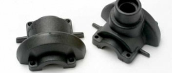TRA5380 Traxxas Revo Housings, differential (front & rear)