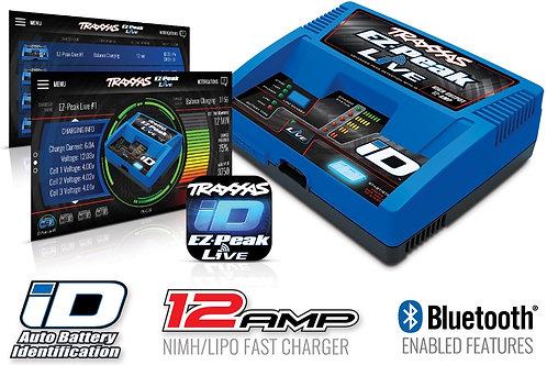 tra2971 Traxxas EZ-Peak Live 100W 12A NiMH/LiPo w/iD Auto Battery Identification