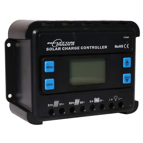 12/24V 20AMP Solar Controller with LCD