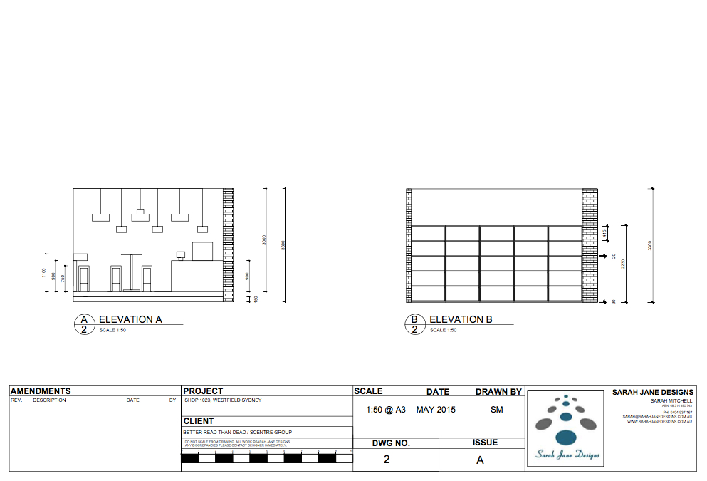 Commercial - elevations