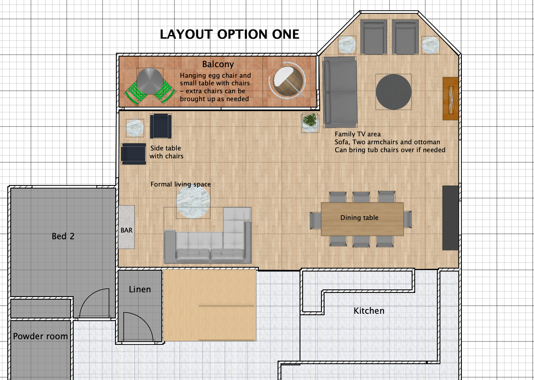 Residential Design - Layout Plan