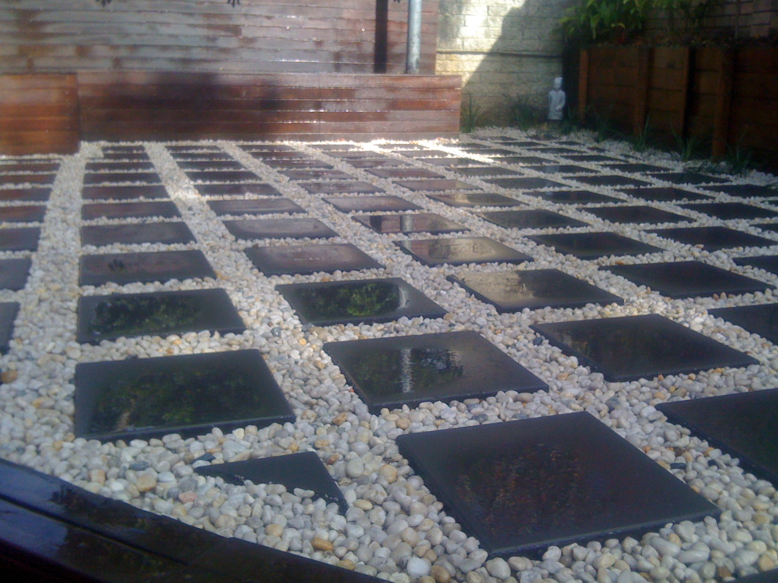 Decorative Paving Landscape Ideas