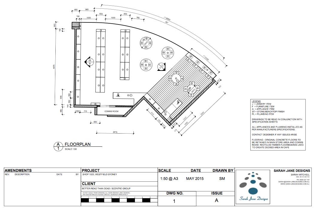 Commercial - floorplan