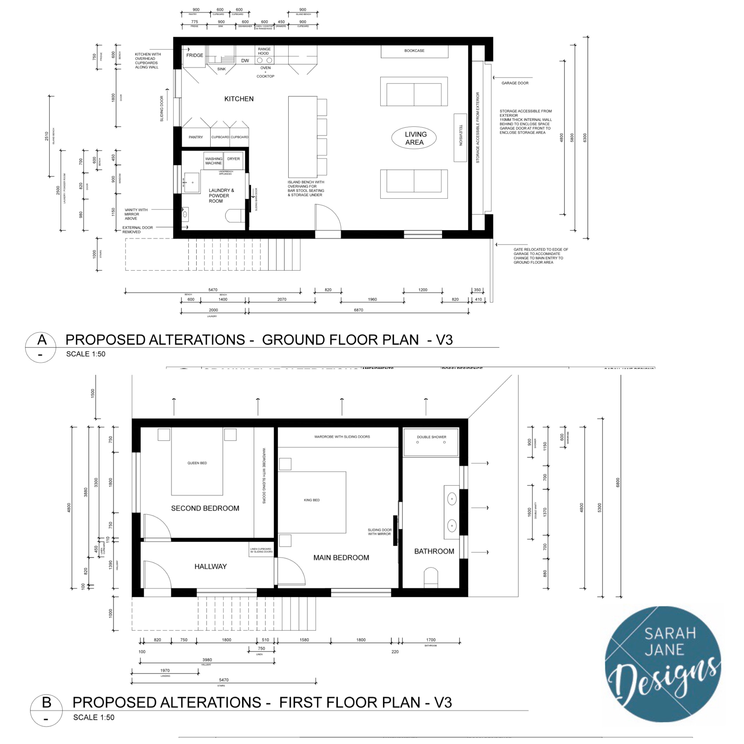 Residential Design - 2 story