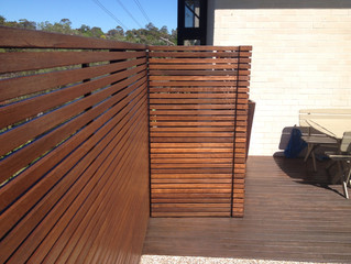 Options for Outdoor Privacy Screens